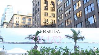 ♥ New York - Bermuda DIARY ♥ Thumbnail