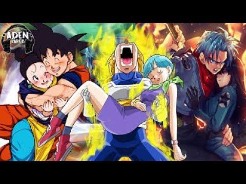 Dragon Ball Super/Heroes Rap DE Amor | Aden Raper
