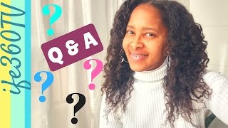 Post Your Questions for Me!! | Natural Hair