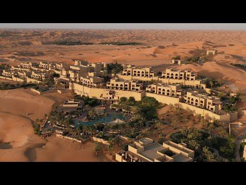 Qasr Al Sarab Desert Resort by Anantara – A Magical Journey Awaits