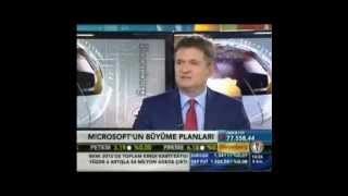 Tamer Özmen - Bloomberg HT Finans Merkezi Röportajı / Bölüm 1