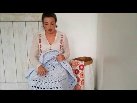 Zo Haak Je Een Zpagetti Vloerkleed Youtube