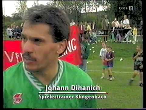 ASK Klingenbach - VfB Mödling 4:5 - 2. Cup Runde 1993/94