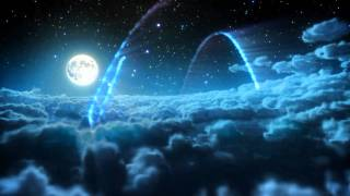 LOGO INTRO 3D, High Definition, 1080p, 720p,  Night Sky