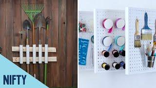 7 Ways To Organize Your Garage