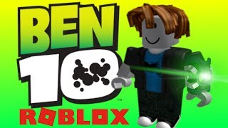 Ben 10 Arrival Of Aliens Roblox + Channel Update!