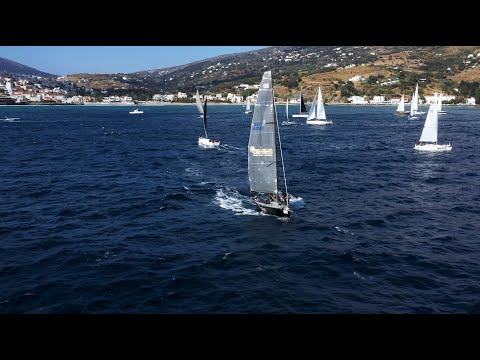 52nd Andros International Yacht Race Sponsor Eurobank Private Bank Luxembourg