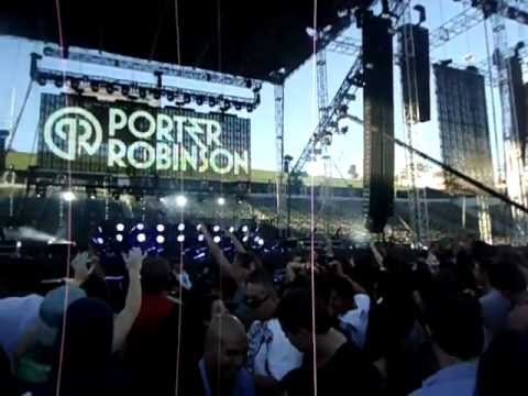Porter Robinson Part 1 Live At The Home Depot Center