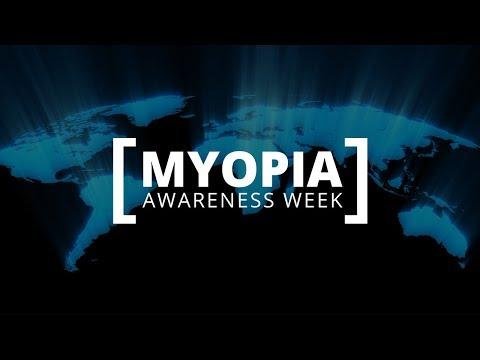 MYOPIA AWARENESS WEEK - PRACTITIONER