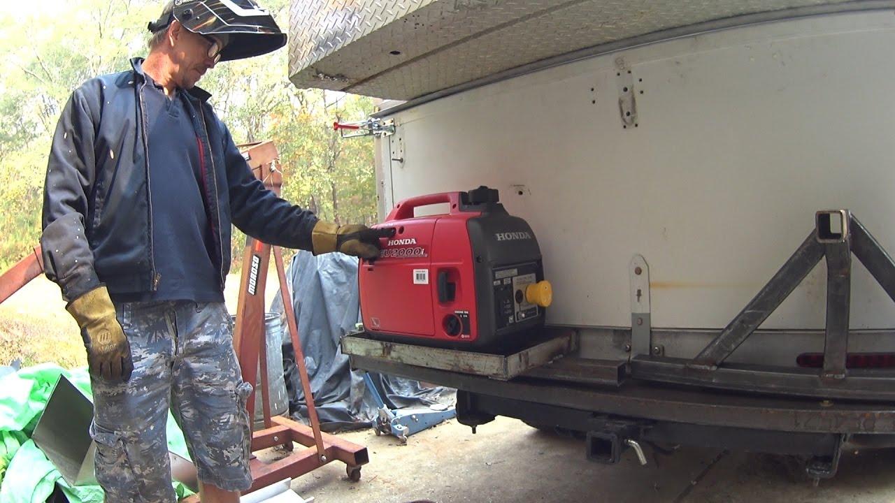 honda generators for travel trailers