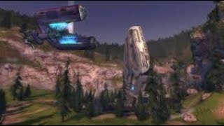 Halo The Master Chief Collection: Halo Combat Evolved Anniversary, Halo Heroic