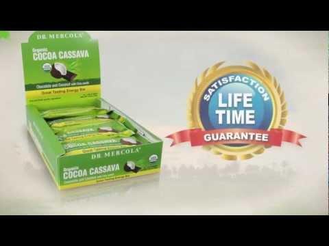 FAQ About Dr. Mercola's Organic Cocoa Cassava Bars