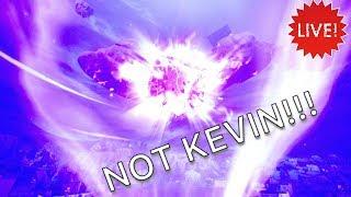 Fortnite Event R.I.P kevin (Testing New Setup)