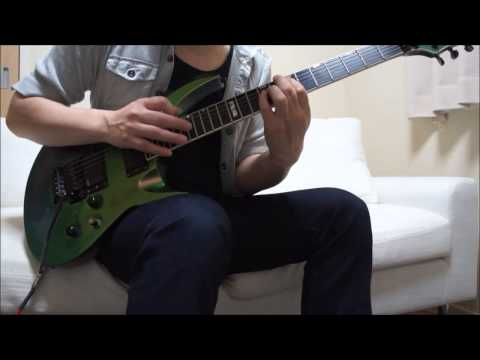 Judas Priest - Hell Bent for Leather (Guitar Cover)