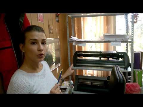 видео: id-profi.ru/Ремонт и настройка плоттеров gcc jaguar и graphtec ce 6000-60
