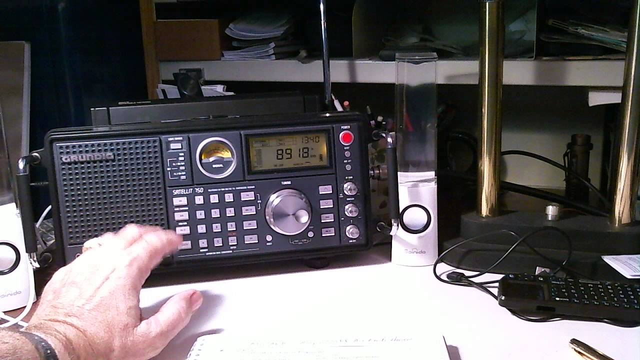 TRRS #0620 - Aeronautical HF Radio Listening
