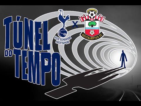 TÚNEL DO TEMPO - Southampton 2 x 6 Tottenham 1995