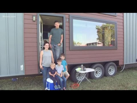BEARDO - More people are loving Tiny Home lifestyles and here's why