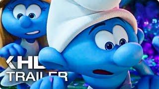DIE SCHLÜMPFE 3 Teaser Trailer German Deutsch (2017)