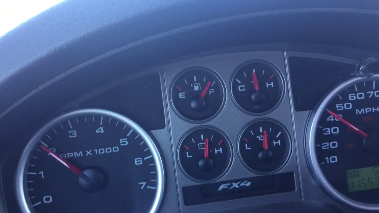 F150 Grinding Noise When Accelerating