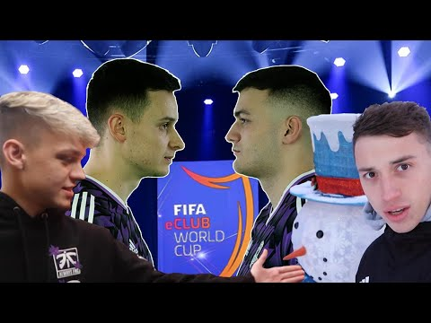 TOM & TEKKZ TEAM UP! 👀- FIFA 20 ECLUB WORLD CUP!