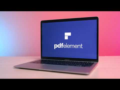 PDFelement for Mac and iOS [Sponsored]