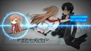 Nightcore - Startear【sword art online 2 ed】Extended Ver.
