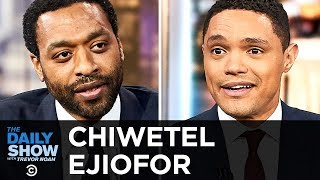 Chiwetel Ejiofor - Telling a Malawian Story in The Boy Who Harnessed the Wind  The Daily Show