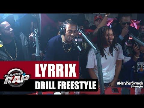 Youtube: Lyrrix – Drill Freestyle #PlanèteRap