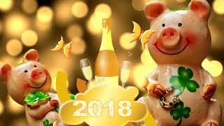 Liebe grüsse zu Silverster und Neujahr