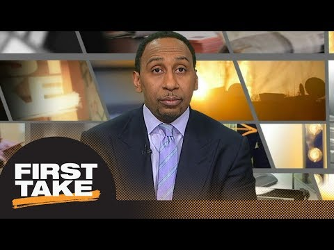 Stephen A. reveals 'perfect excuse' for Cavaliers to 'go home' before NBA Finals | First Take | ESPN