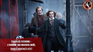 Bande annonce Charles Dickens, l'homme qui inventa Noël