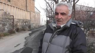 Շահումյանի Խոպան թաղամասում վթարված ջրագիծը`դժգոհության առիթ