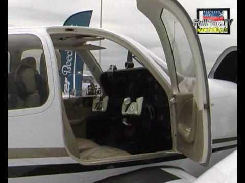 Inside the latest Beechcraft Baron - FullFlap TV(3/7) 14Jn9
