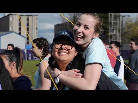 Alpha Omicron Pi University of Washington - Recruitment 2017