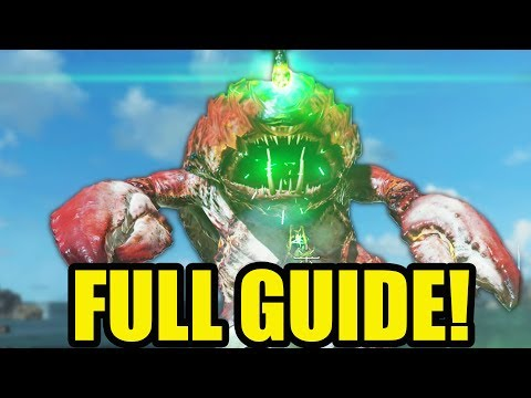 EASY ATTACK OF THE RADIOACTIVE THING EASTER EGG GUIDE: FULL EASTER EGG TUTORIAL! IW Zombies