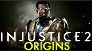 Injustice 2 - Black Lightning Origins