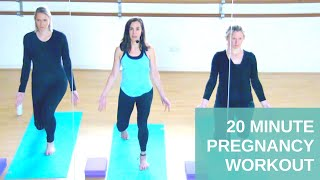 Pregnancy Workout For All Trimesters | MIDWIFE APPROVED Prenatal Exercise | Jane Wake