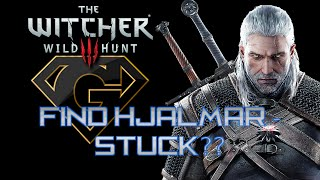 The Witcher 3: Find Hjalmar - Lord Of Undvik - Stuck?