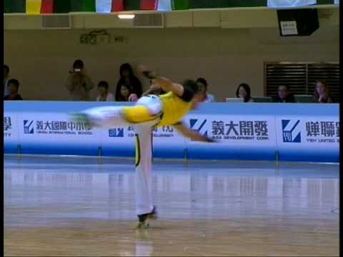 Pierluca Tocco.SP.Senior Masculino. Mundial 2008. HIGH QUALITY
