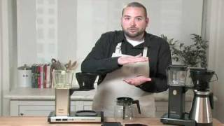 How to Make Coffee with the Technivorm Moccamaster Coffee Maker