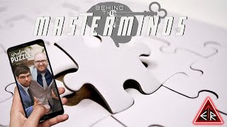 """EP24 - ESCAPETHEROOMers presents: Behind The MasterMinds w/ """"Professor Puzzle"""""""