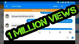 how to chat with a girl on facebook | how to impress a girl