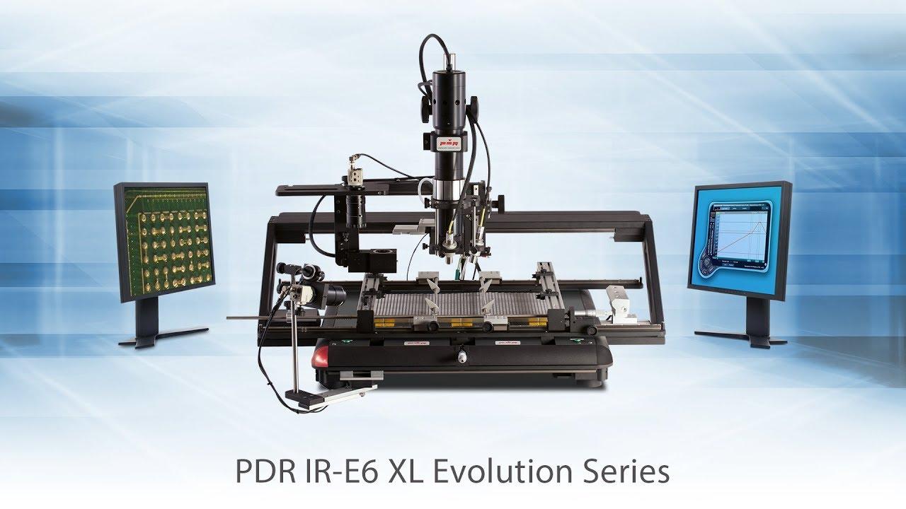 Rework Station   IR-E6 Evolution