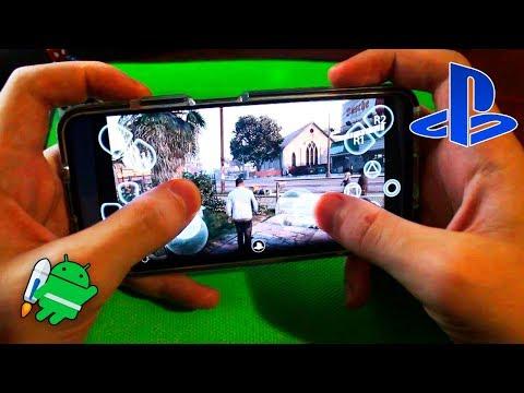 Запустил PS4 на Android - могу играть везде! (PS4 Remote Play)
