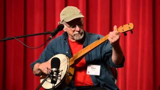 Dan Gellert - The Glendy Burk & Diamond Joe (Midwest Banjo Camp 2013)