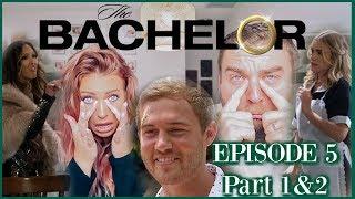 BACHELOR RECAP Ep. 5 Part 1 & 2   Tammy vs Mykenna   Sam & Jay