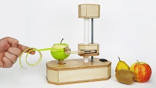 DIY Amazing Kitchen Appliance Electric Peeler