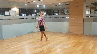 Senorita La La La Line Dance