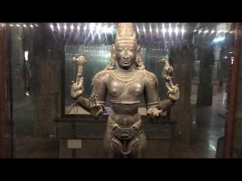 Temple Art Museum [Meenakshi Amman Temple, Madurai,Tamil Nadu, India]